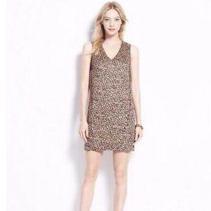 Ann Taylor Cheetah/Leopard Print Dress